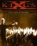 KING'S X - Copertina Live Love In London - 2010
