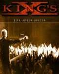KING'S X - Copertina Live Love In London - 2010