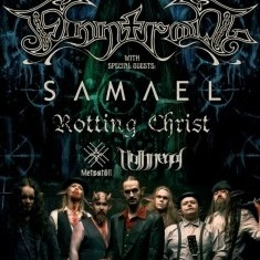 FINNTROLL + SAMAEL + ROTTING CHRIST + METSATOLL + NOTHNEGAL - Concerto - 2010
