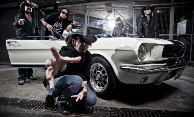 HELLYEAH - Intervista Cowboy Way - 2010
