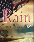 RAIN - Copertina Come Back Alive - 2011