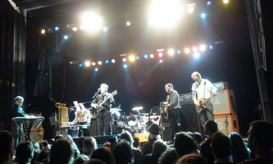 SWANS + WOODEN WAND - SAN FRANCISCO - Concerto - 2011