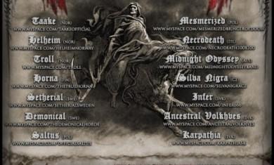 TAAKE, HELHEIM, TROLL, HORNA: ALBUM TRIBUTO AGLI EMPEROR - Articolo - 2011