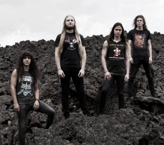 Vektor - Band - 2011