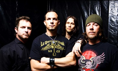 Alter Bridge - band - 2014