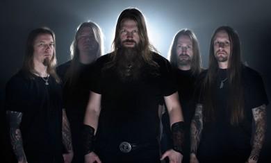 Amon Amarth - band - 2013