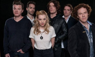 Anathema - band - 2014