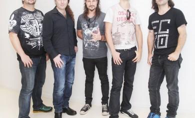 Angra - Band - 2014