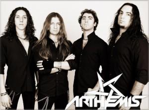 Arthemis - band - 2012