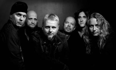 Barren Earth - band - 2015