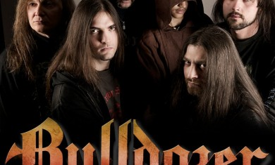 Bulldozer - band - 2012