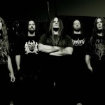 Cannibal Corpse - band - 2012