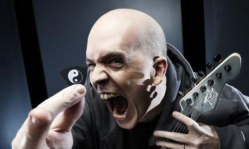 Devin Townsend - band - 2013