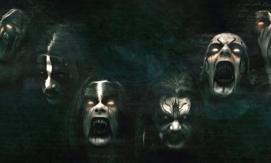 Cradle Of Filth - Band - 2016