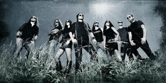 Eluveitie - band - 2011