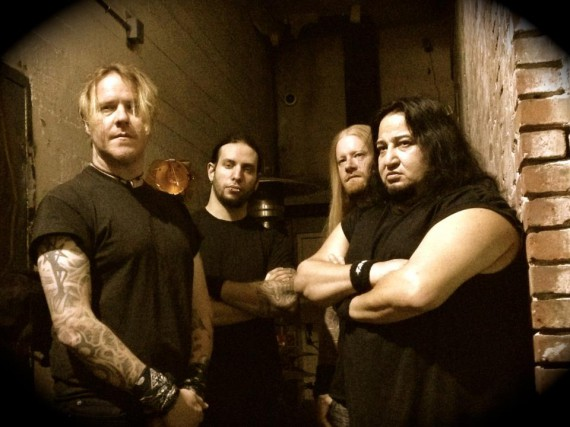 Fear Factory - band - 2012