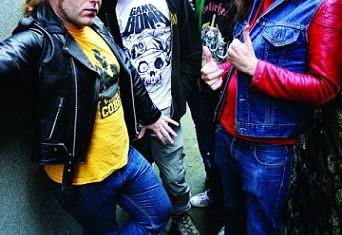 Gama Bomb - band - 2013