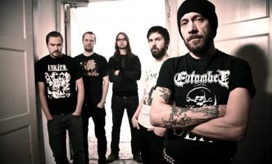 Ghost Brigade - band - 2011