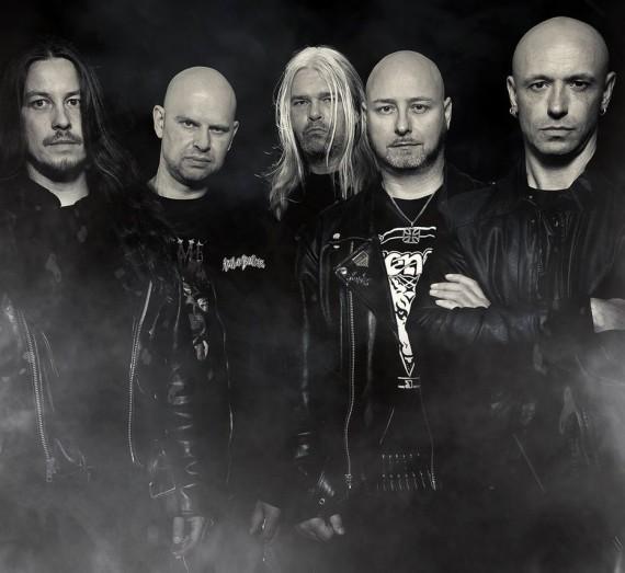 Hail Of Bullets - band - 2014