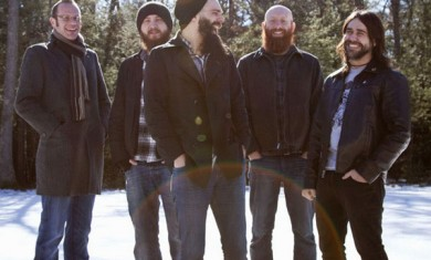 Killswitch Engage - band - 2012