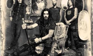 Machine Head - band - 2014