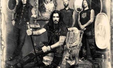 Machine Head - band - 2014