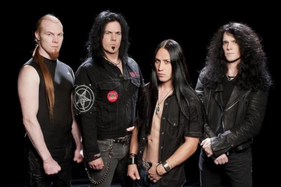 Morbid Angel - band - 2012