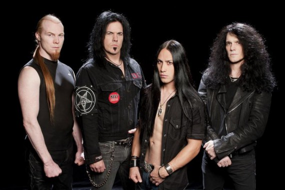 Morbid Angel - band - 2012