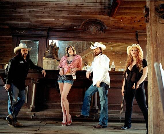 Nashville Pussy - Band - 2012