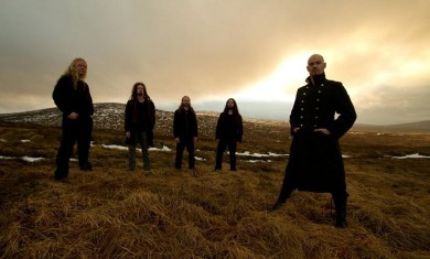 Primordial - band - 2011