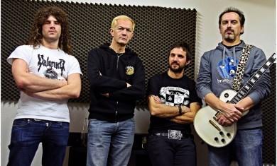 Raw Power - immagine band - 2014
