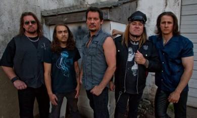 Riot - immagine band - 2014