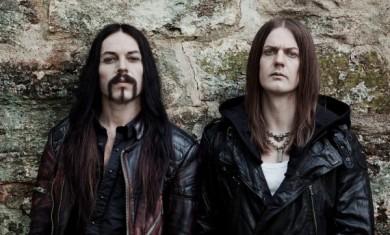 Satyricon - band - 2015