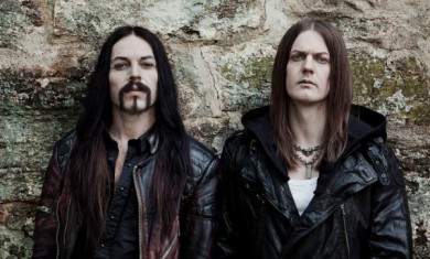 Satyricon - band - 2015