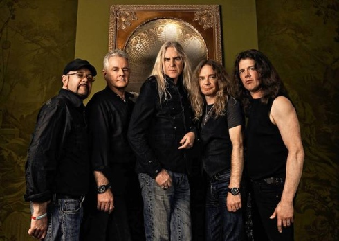 Saxon - Band - 2012