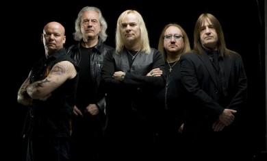 Uriah Heep - band - 2013