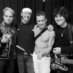 "VAN HALEN: ascolta ""Unchained"" dal live ""Tokyo Dome Live In Concert"""