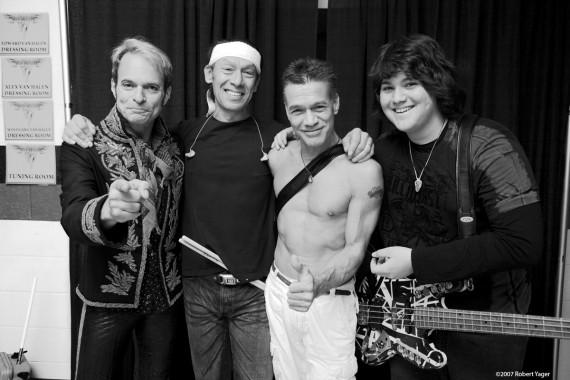Van Halen - Band - 2012