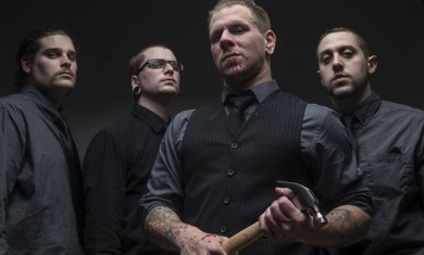 Within The Ruins - Band - 2014