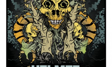 HELMET + SAINT VITUS + CROWBAR + KYLESA + RED FANG + HOWL + THE ATLAS MOTH - SAN FRANCISCO (USA) - Concerto - 2011