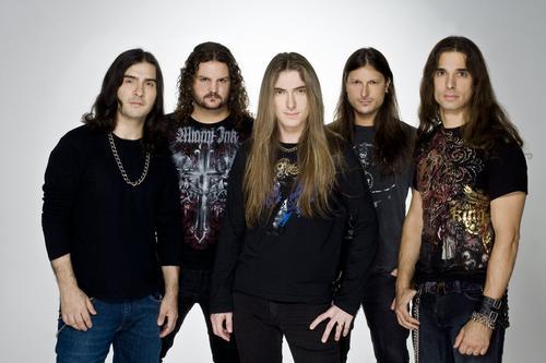 angra - band - 2012