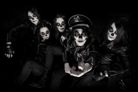 deathstars - band - 2012