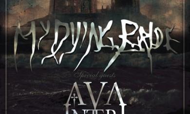 MY DYING BRIDE + AVA INFERI - LONDRA - Concerto - 2011