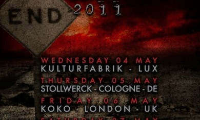 AN EVENING WITH KATATONIA - LONDRA - Concerto - 2011