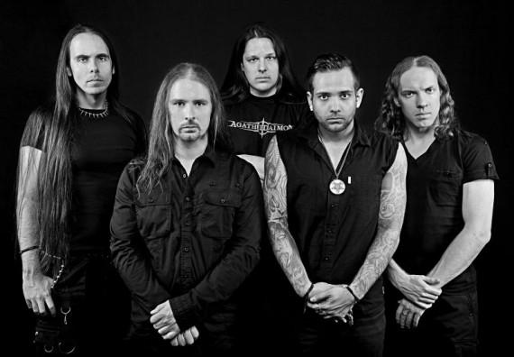 Agathodaimon - band - 2013