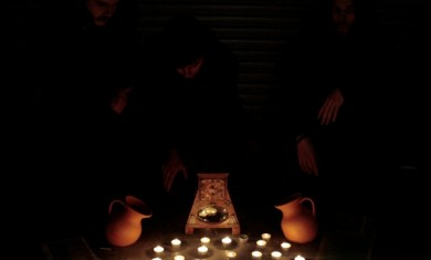 Altar Of Plagues - band - 2011