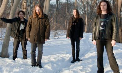 Krallice - band - 2011