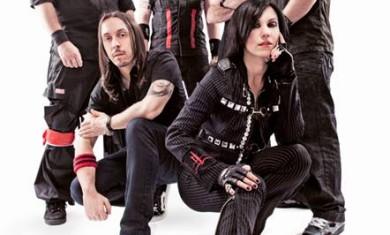 Lacuna Coil - band - 2011