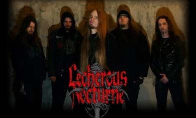 Lecherous Nocturne - Promo - 2013