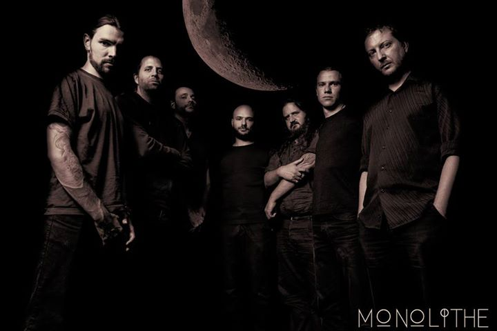 Monolithe - band - 2015